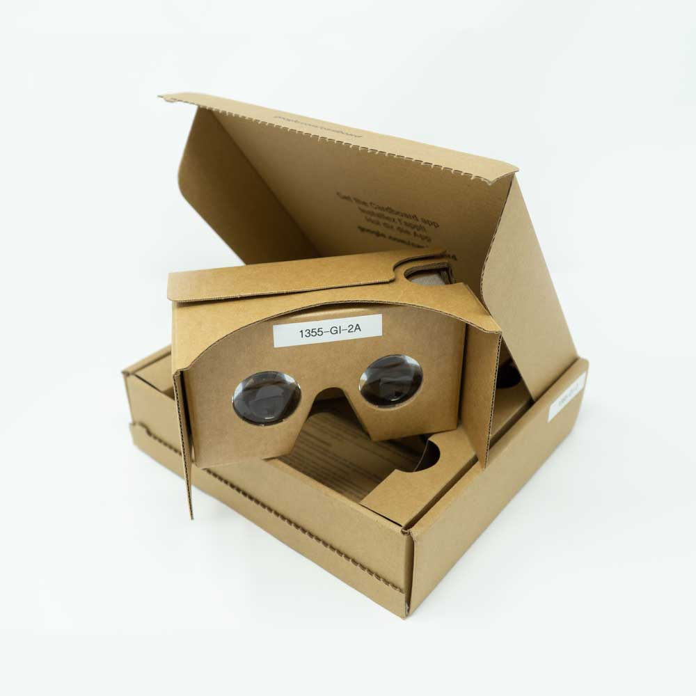 Google Cardboard (Set of 2)