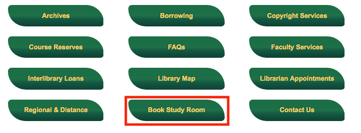 Library website book a study room button