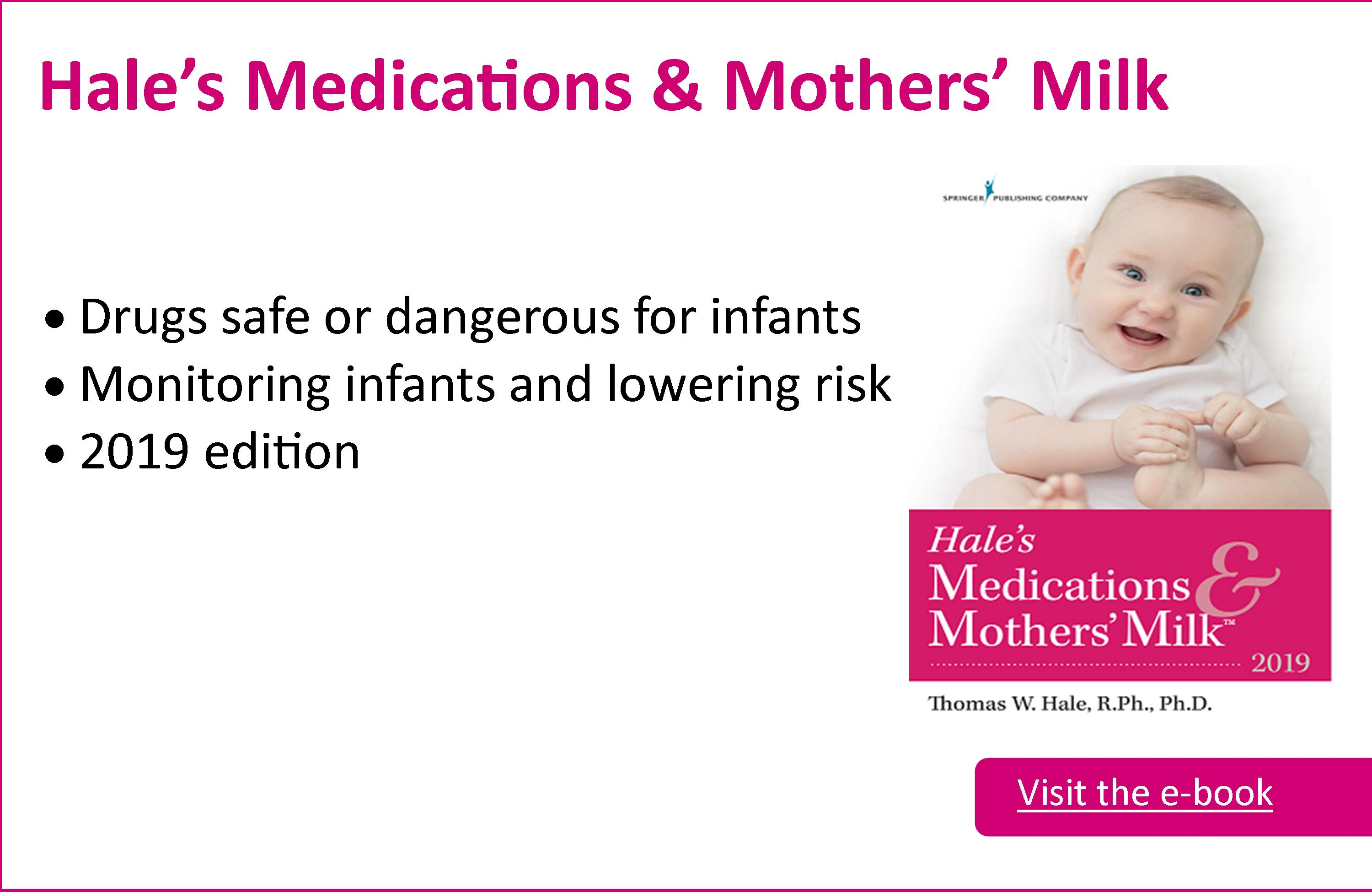 Medications & Mothers' Milk