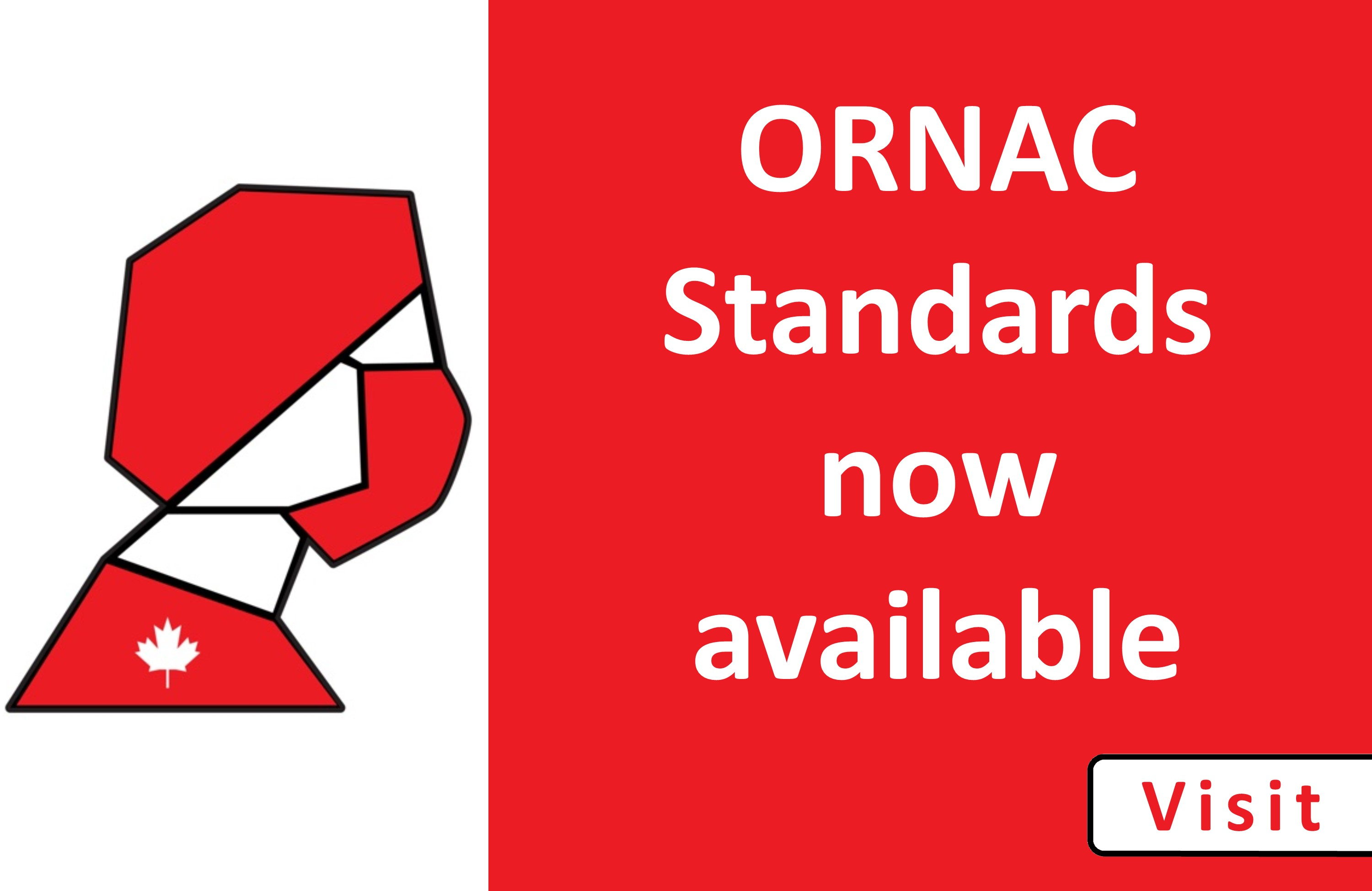 ORNAC Standards now available