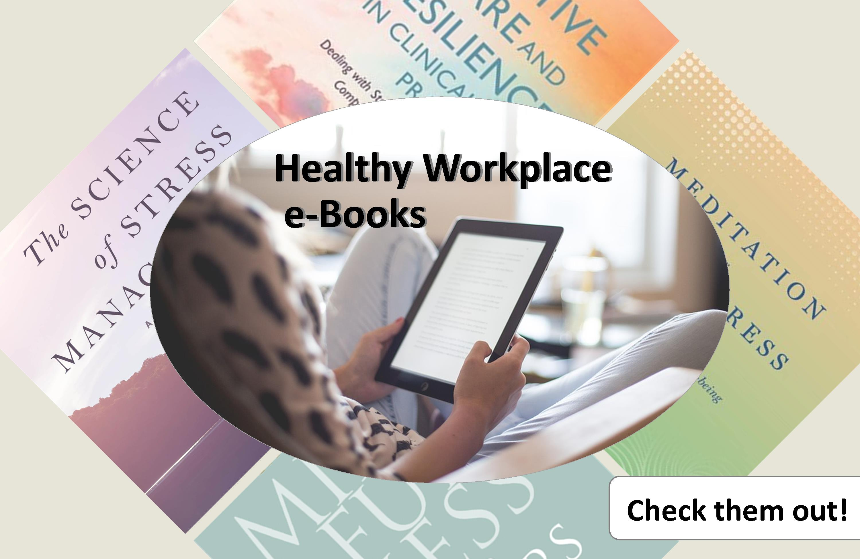 Healthy Workplace eBooks