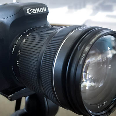 Image of a Canon EOS Rebel T7i
