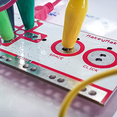 Image of a Makey Makey