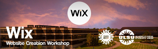 Wix Website Creation Workshop