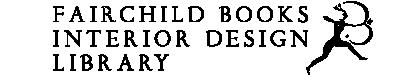 Fairchild Books Interior Design Library Logo