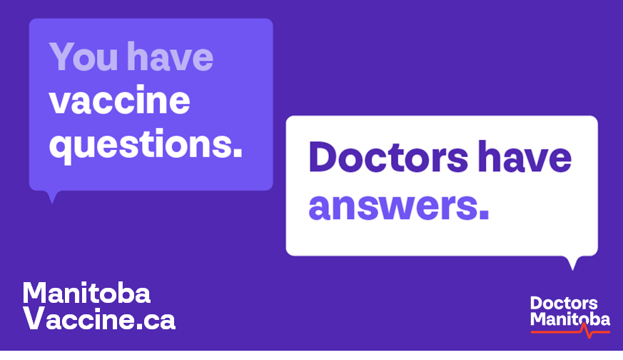 Vaccine Answers by Doctors Manitoba