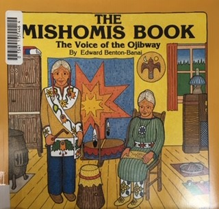 The Mishomis Book cover art