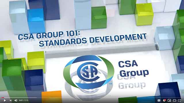 CSA Group Standard Development