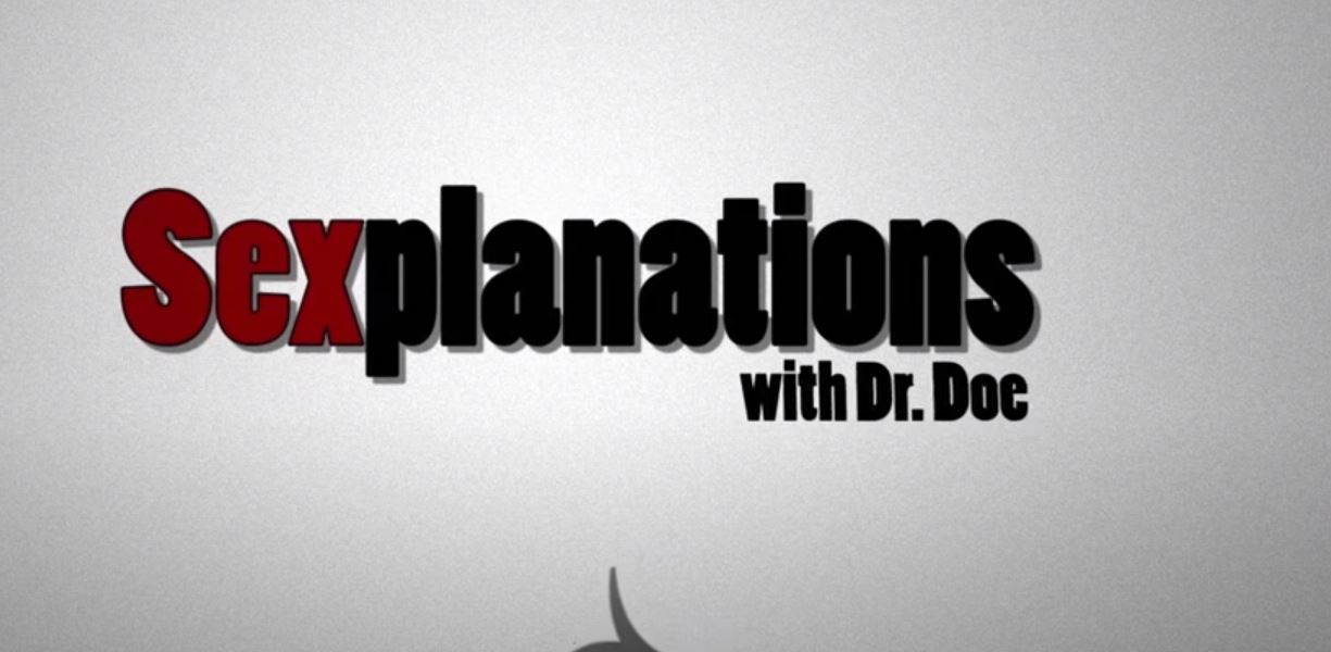 Title image for Dr. Doe's series Sexplanations