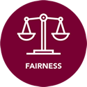fairness badge