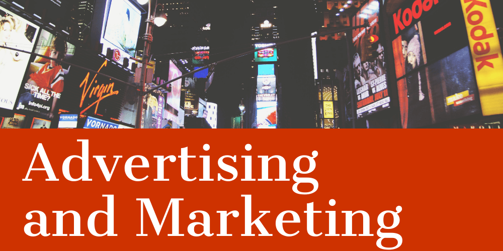 Advertising and Marketing Communications
