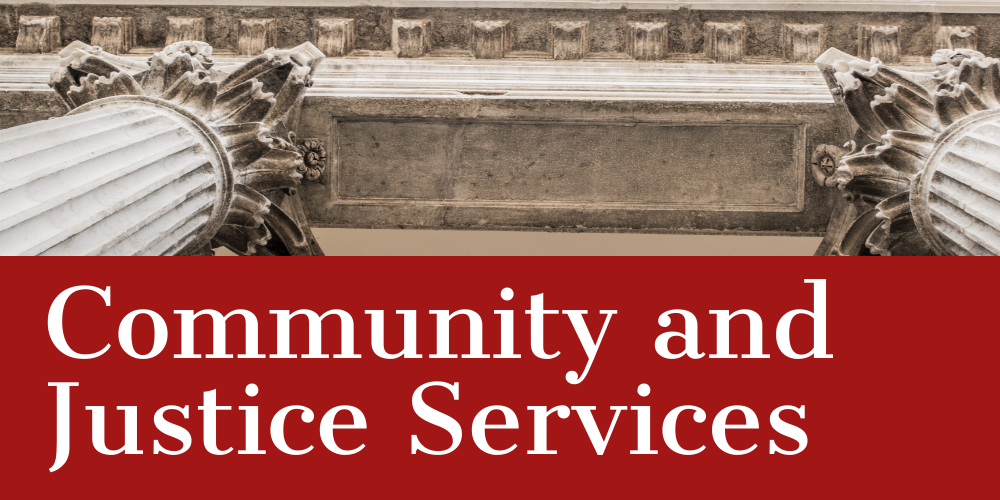 Community and Justice Services