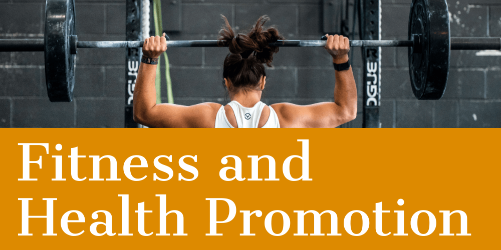 Fitness & Health Promotion