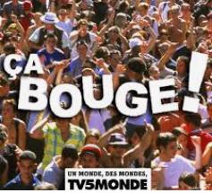 CaBouge TV5Monde Logo