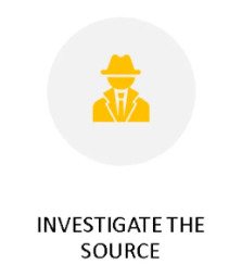 SIFT Investigate the Source