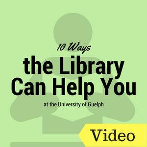 Video: 10 Ways the Library Can Help You at the Uni