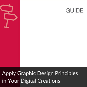Link to Guide: Apply Graphic Design Principles
