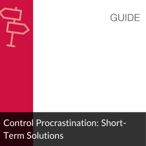 Guide: Short-term Solutions