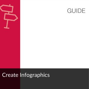 Link to guide: Create Infographics