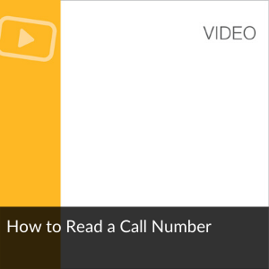 Video: How to Read a Call Number