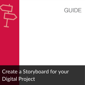 Link to Guide: Create a Storyboard