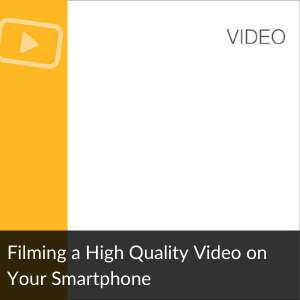 Link to video: Film a video on your smartphone