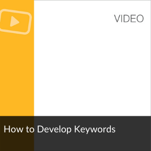 Video: How to develop keywords