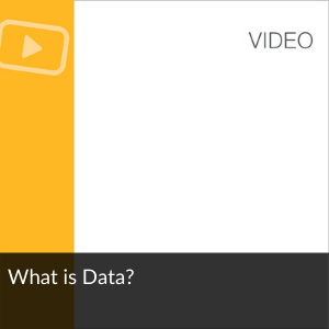 Video: What is Data?