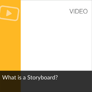Link to Video: What is a Storyboard?