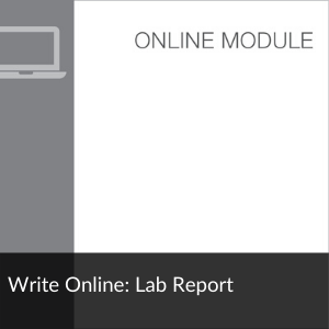 Module: Write Online: Lab Report