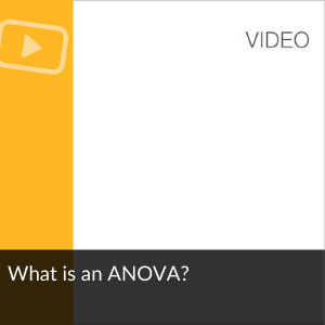 Video: What is an ANOVA?