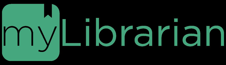 my librarian logo