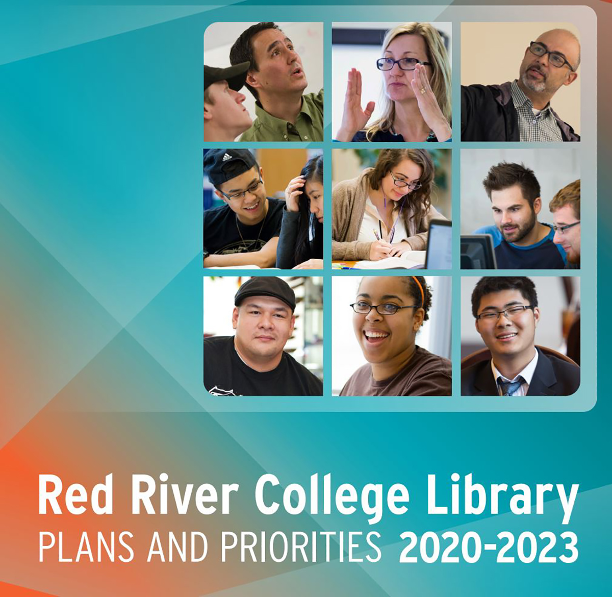 Red River College Library Plans and Priorities 2020-2023