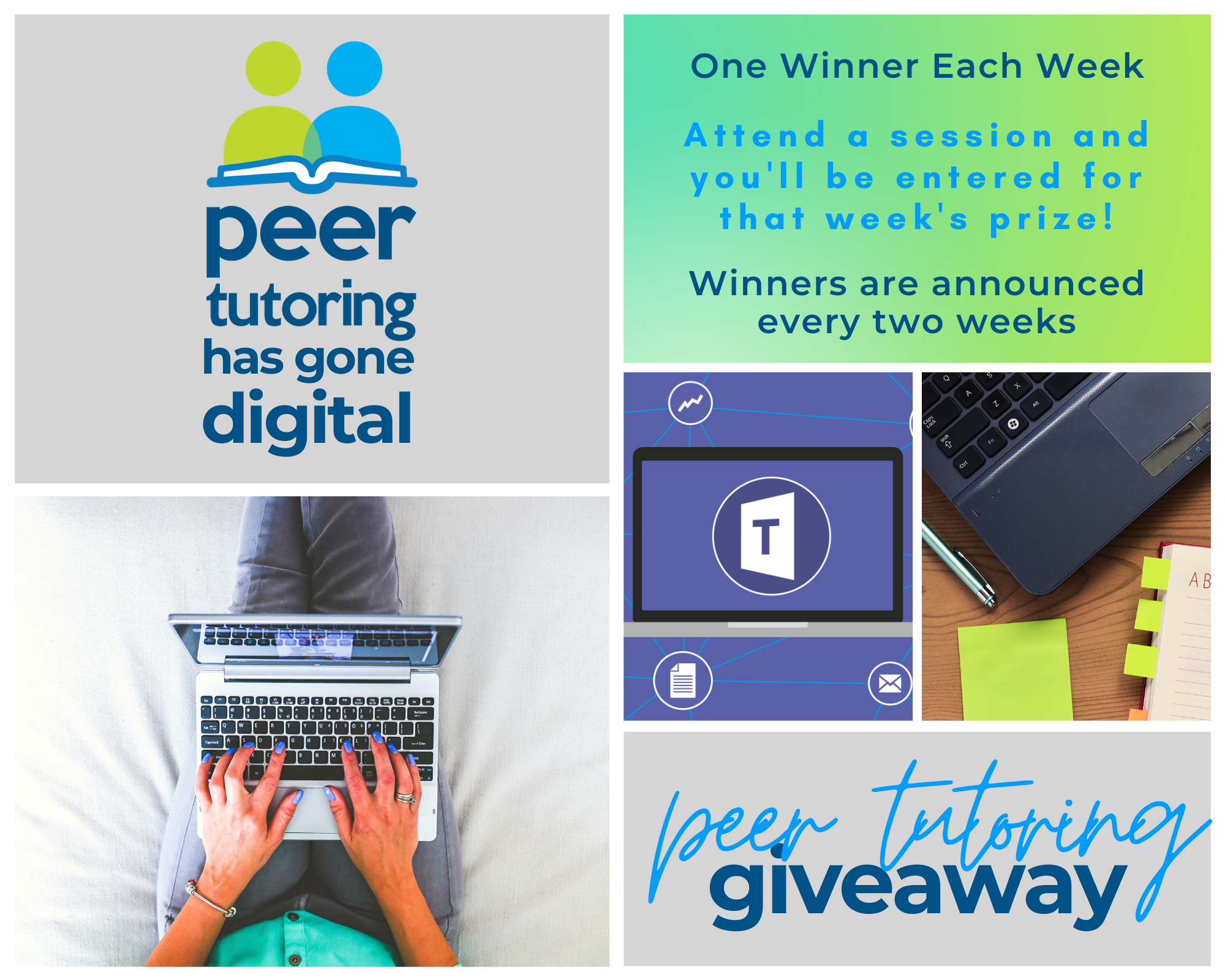 Peer Tutoring Giveaway