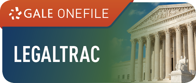 LegalTrac (Gale OneFile)
