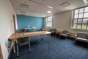 Graduate Lounge Study Space