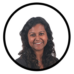 picture of Therese Tisseverasinghe
